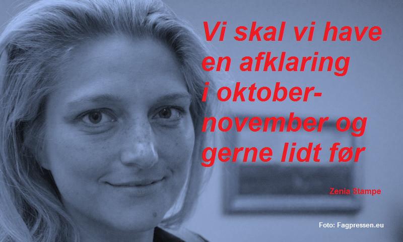 Zenia Stampe citatgrafik