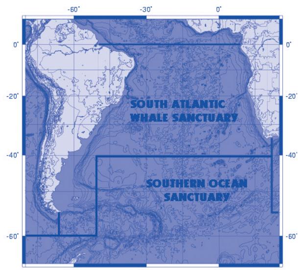 Sydatlantisk hvalområde