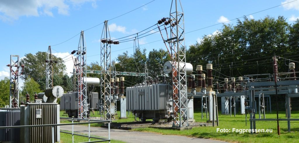Energivinterpakkenotatbyge transformerstation