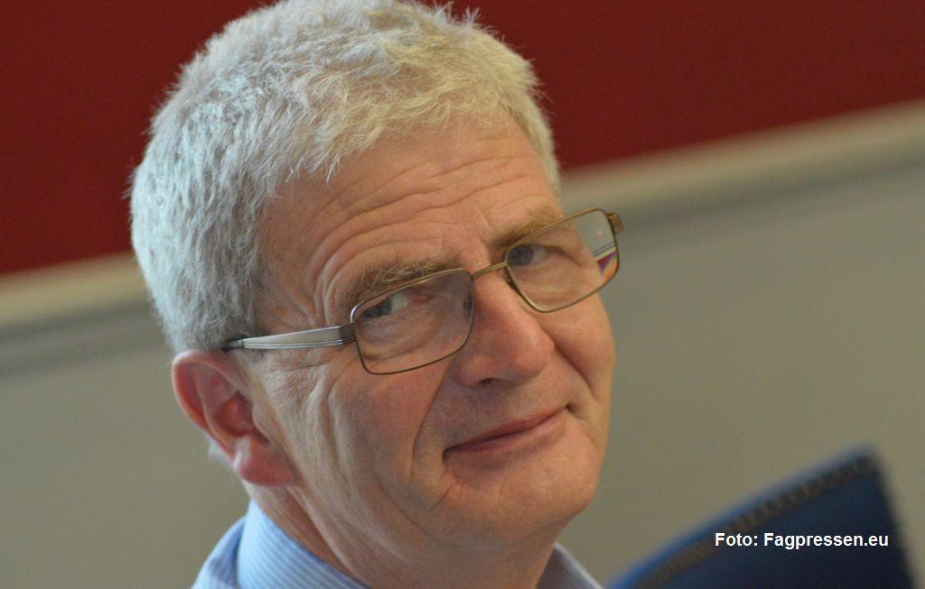 Holger K. Nielsen CETA 250317