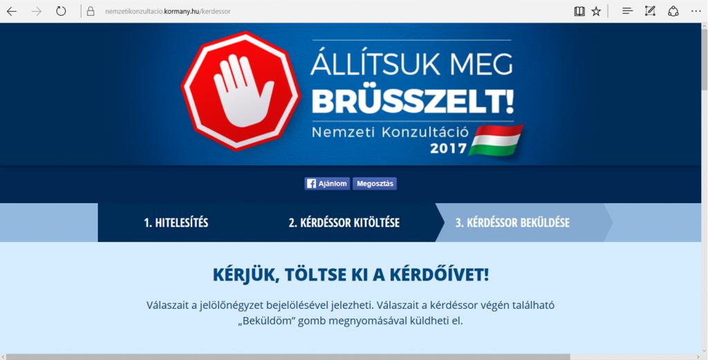 Stop Bryssel logoet