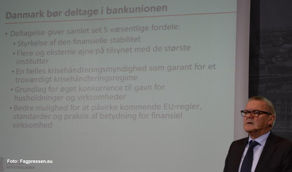 Lars Rohde bankunion fotonavn