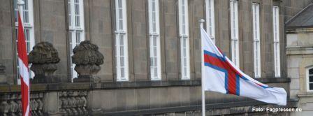 Færøsk flag komp fotonavn