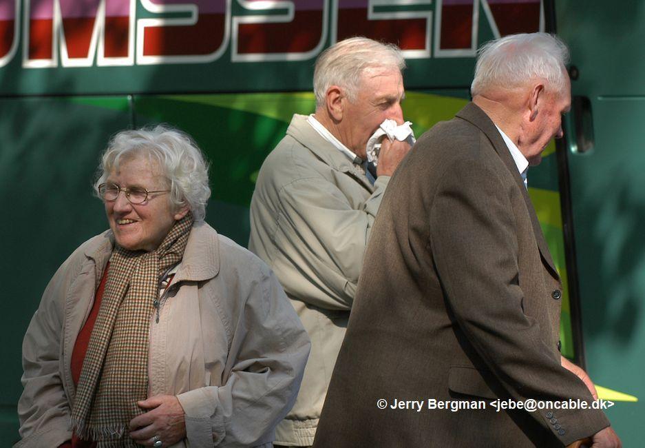 Polske pensionister Foto Jerry Bergman
